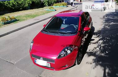 Fiat Grande Punto 2009 в Харькове