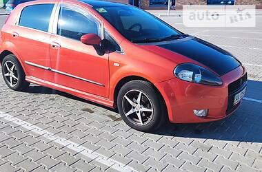 Хэтчбек Fiat Grande Punto 2007 в Киеве