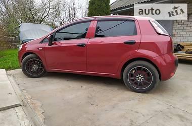 Хэтчбек Fiat Grande Punto 2009 в Днепре
