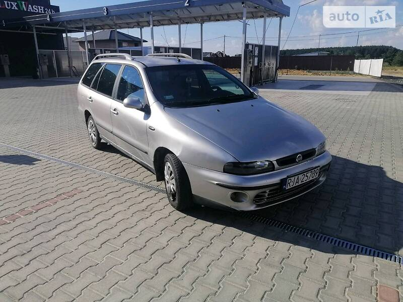 Fiat Marea 2001 в Львове