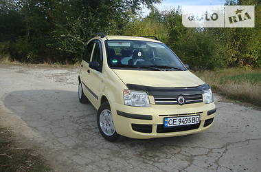 Fiat Panda 2010 в Черновцах