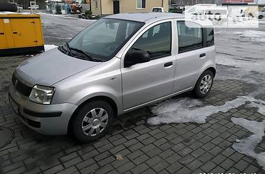 Fiat Panda 2012 в Львове