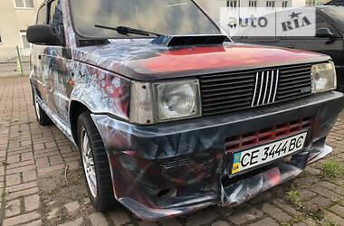 Купе Fiat Panda 1989 в Черновцах