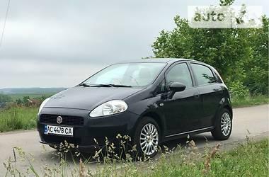 Fiat Punto 2011 в Ровно