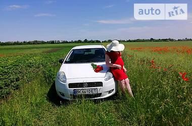 Fiat Punto 2008 в Остроге