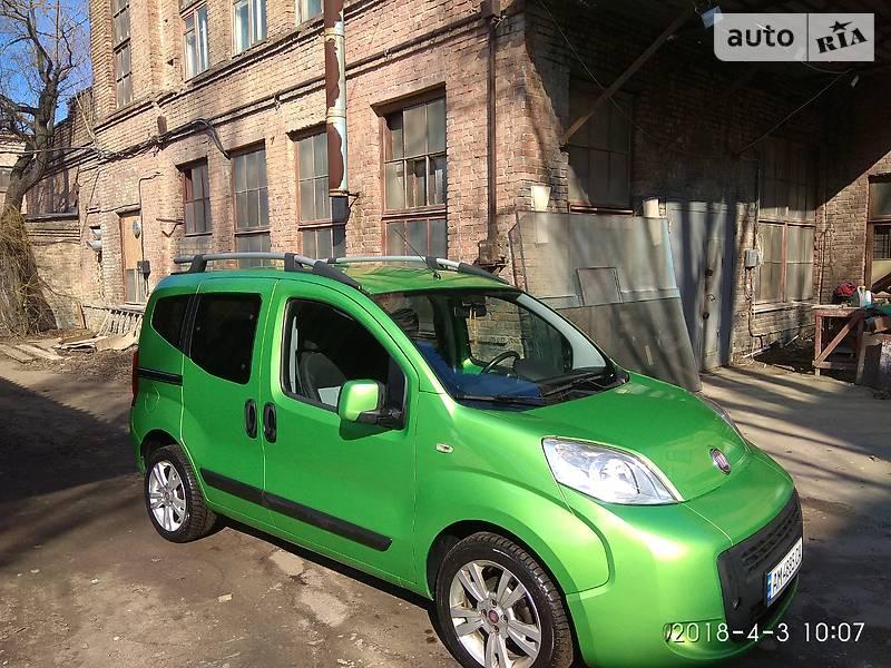 Fiat Qubo пас. 2010 в Києві