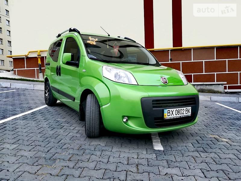 Fiat Qubo пасс. 2013 в Хмельницком
