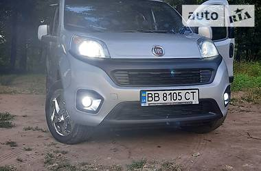Универсал Fiat Qubo пасс. 2016 в Кропивницком