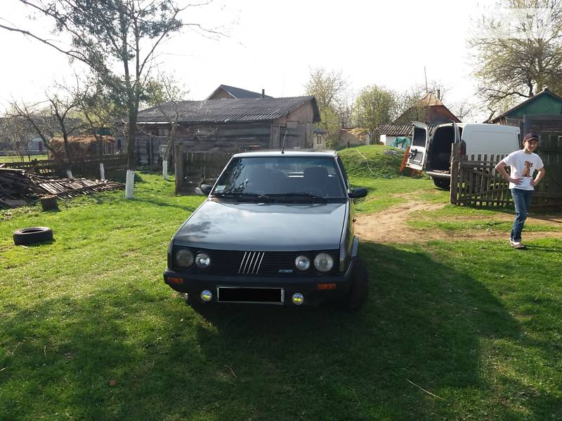 Fiat Ritmo 1985 в Ивано-Франковске