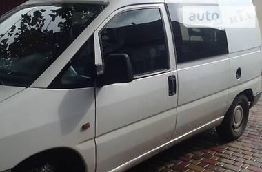 Fiat Scudo груз.-пасс. 1999 в Костополе