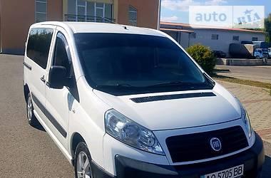 Fiat Scudo груз.-пасс. 2008 в Ужгороде