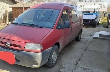 Fiat Scudo груз.-пасс. 1999 в Коломые
