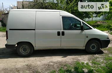 Fiat Scudo груз.-пасс. 2000 в Днепре