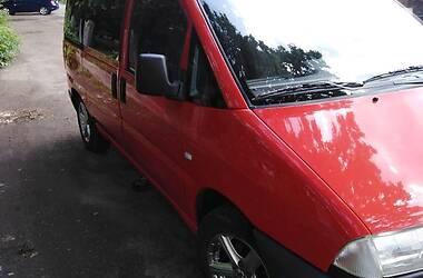 Fiat Scudo груз.-пасс. 2002 в Львове