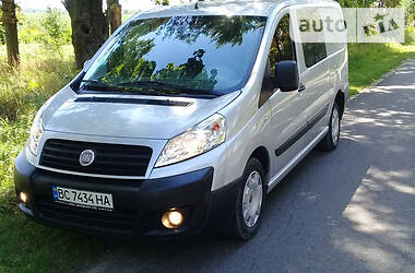 Fiat Scudo груз.-пасс. 2011 в Львове
