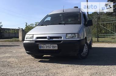 Fiat Scudo груз.-пасс. 2002 в Гусятине