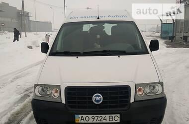 Fiat Scudo груз.-пасс. 2005 в Хусте