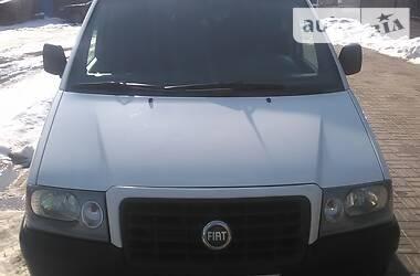 Минивэн Fiat Scudo груз.-пасс. 2004 в Хмельницком