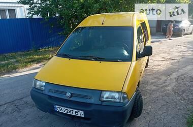 Легковой фургон (до 1,5 т) Fiat Scudo груз.-пасс. 2000 в Чернигове
