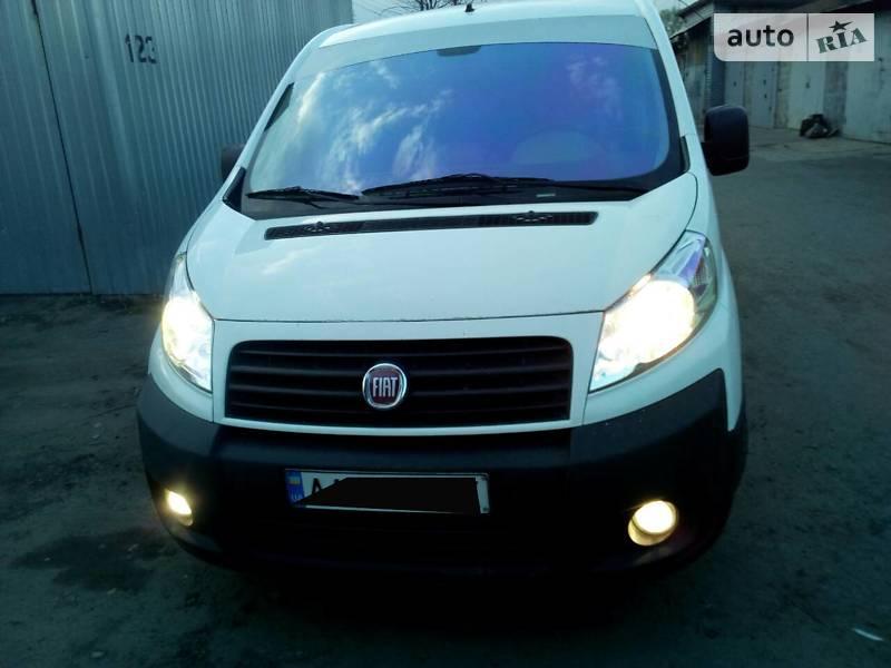 Fiat Scudo груз. 2012 в Киеве