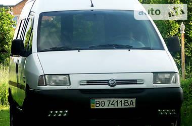 Fiat Scudo груз. 2001 в Тернополі