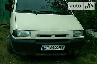 Fiat Scudo груз. 1998 в Черновцах