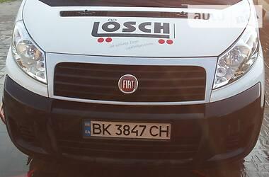 Fiat Scudo груз. 2015 в Костополе