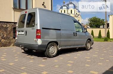 Fiat Scudo груз. 2003 в Львове