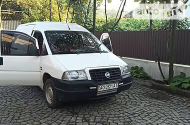 Fiat Scudo груз. 1999 в Виноградове