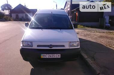 Fiat Scudo груз. 2002 в Дрогобыче