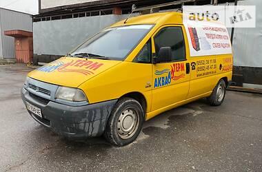 Fiat Scudo груз. 2002 в Херсоне