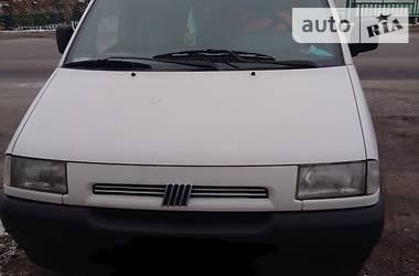 Fiat Scudo груз. 1996 в Владимирце