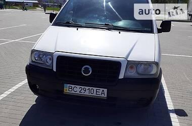Фургон Fiat Scudo груз. 2006 в Червонограде