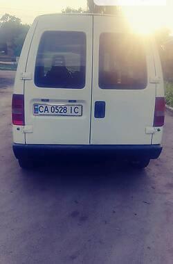 Легковой фургон (до 1,5 т) Fiat Scudo груз. 2000 в Золотоноше