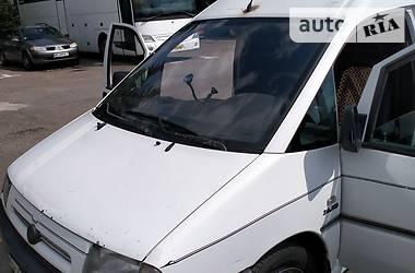 Легковой фургон (до 1,5 т) Fiat Scudo груз. 2001 в Ровно