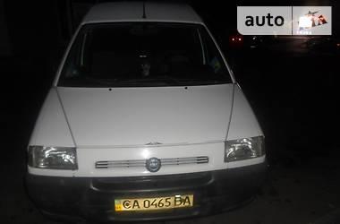 Fiat Scudo пасс. 2001 в Черкассах
