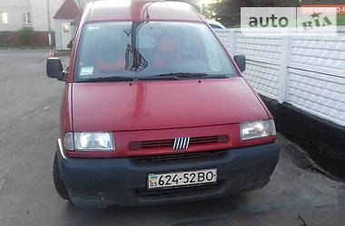 Fiat Scudo пасс. 1998 в Ковеле