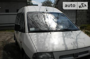 Fiat Scudo пасс. 1995 в Луцке