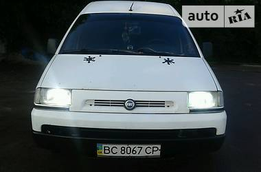 Fiat Scudo пасс. 2001 в Львове