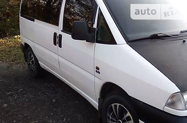Fiat Scudo пасс. 1998 в Ивано-Франковске