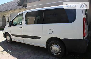 Fiat Scudo пасс. 2007 в Ивано-Франковске