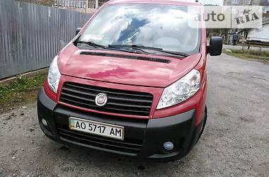 Fiat Scudo пасс. 2007 в Воловце