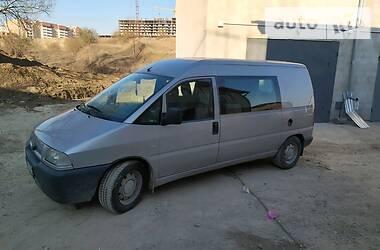Fiat Scudo пасс. 2001 в Тернополе