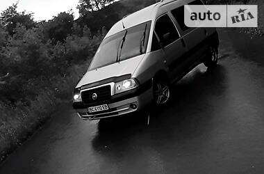 Fiat Scudo пасс. 2006 в Мостиске