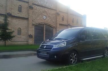 Fiat Scudo пасс. 2009 в Затоке