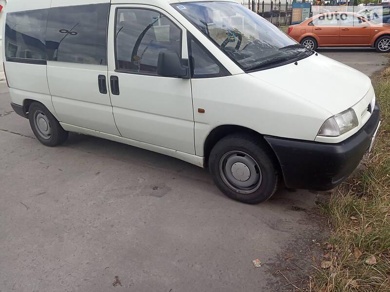 Fiat Scudo пасс. 1995 в Киеве