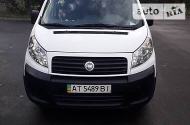 Fiat Scudo пасс. 2007 в Кривом Роге