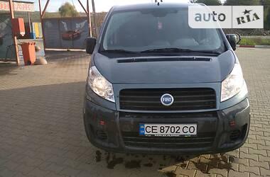Fiat Scudo пасс. 2007 в Черновцах