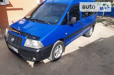 Минивэн Fiat Scudo пасс. 2005 в Дунаевцах