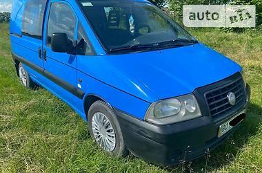 Минивэн Fiat Scudo пасс. 2006 в Тернополе